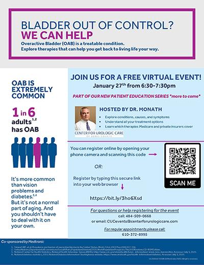 OAB Event Registration