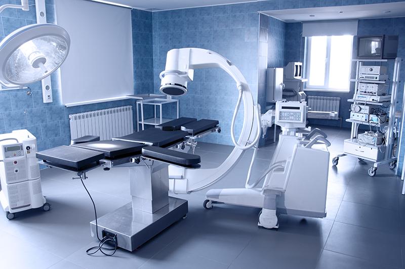 Surgery center equipment